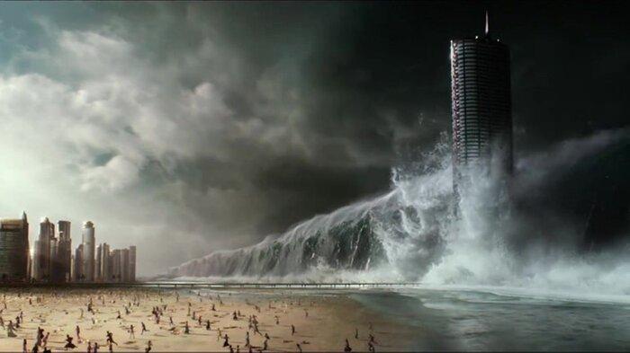 «Геошторм»: вышел новый трейлер масштабного фильма-катастрофы