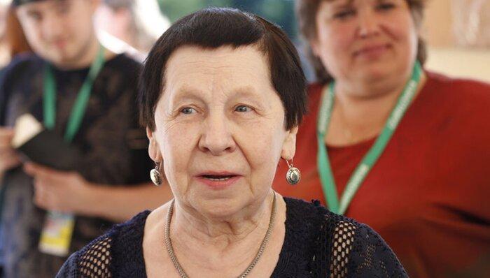Скончалась Светлана Кармалита, вдова Алексея Германа-старшего