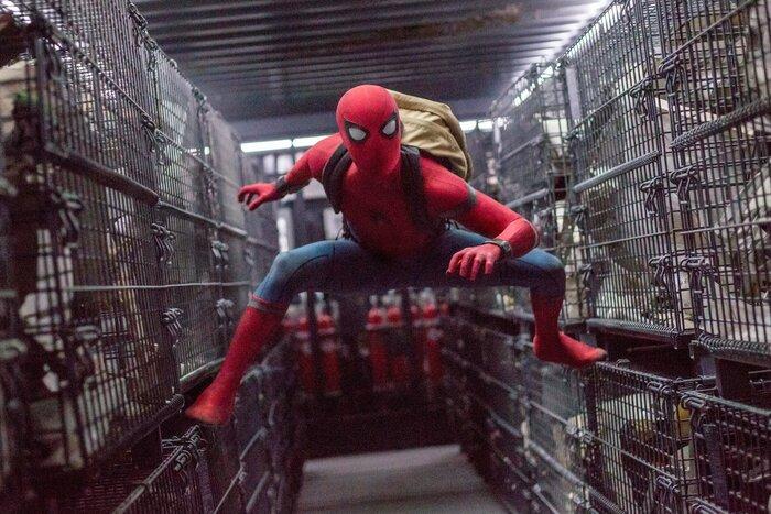 Касса четверга: «Человек-паук: Возвращение домой» стартовал на уровне «Мстителей»