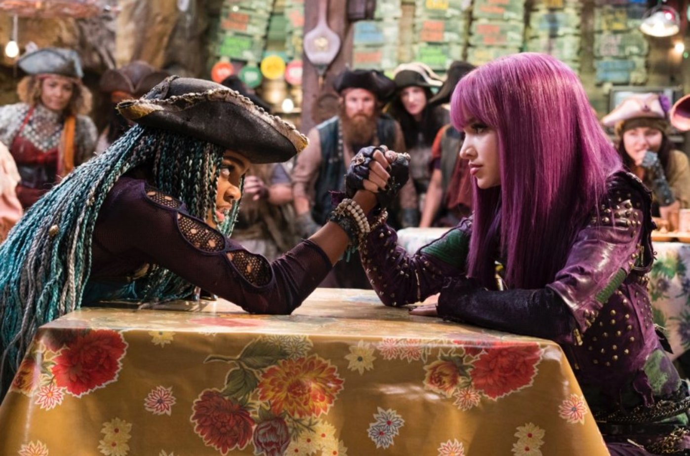 disney's descendants 2 movie - 735×490