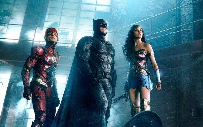 «Лига справедливости»: смотрите новый трейлер