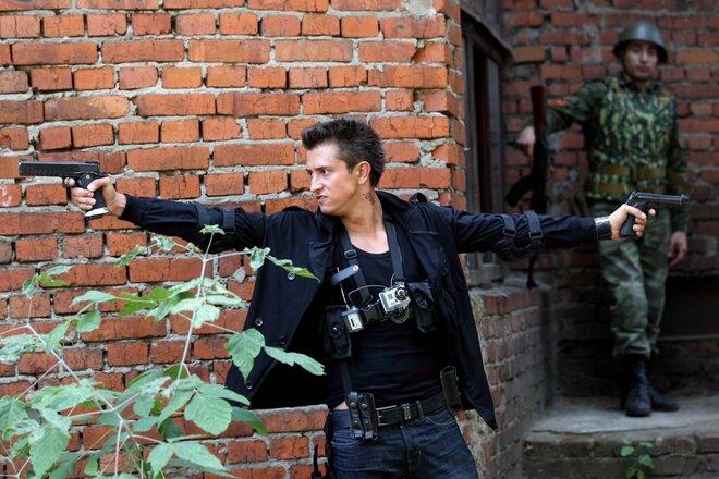 В шпионском экшне «Герой» сыграют Прилучный, Машков и Ходченкова