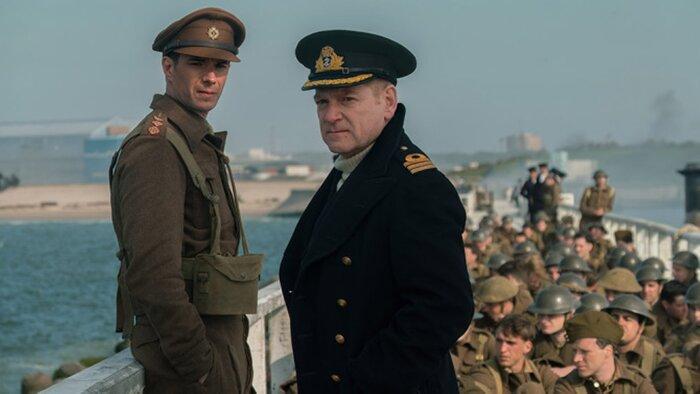 Касса США: «Дюнкерк» вошёл в число самых успешных военных фильмов