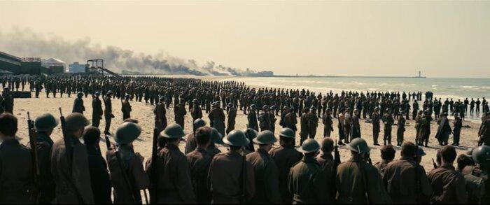 Видео реакции ветерана говорит о «Дюнкерке» всё