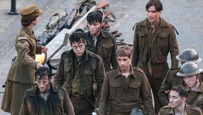 «Индустрия кино» обсудила «Дюнкерк» со звёздами фильма