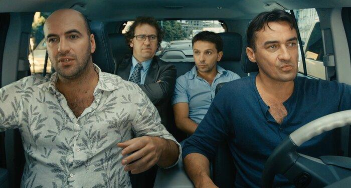 «О чём говорят мужчины 3»: «Индустрия кино» побывала на съёмках