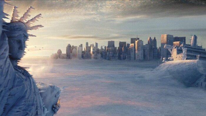 CNN показал, как Нью-Йорк уничтожают в разных фильмах. Видео