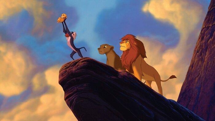 «Король Лев»: видео со съёмок обнародовали спустя 23 года
