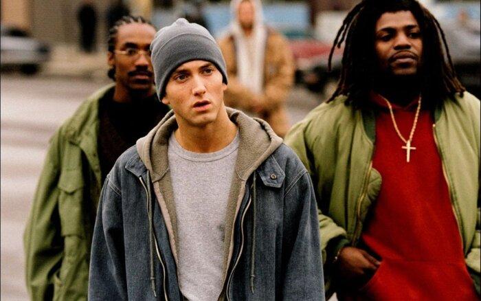 Эминем выпустит новый фильм про рэп-баттлы. Видео