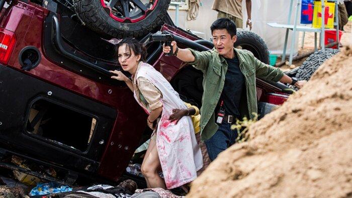 Касса Китая: боевик «Война волков 2» стал самым успешным фильмом года