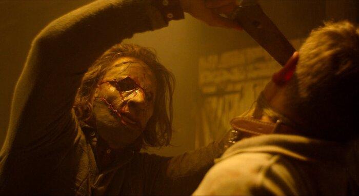 «Кожаное лицо» расскажет историю реального убийцы-психопата. Видео