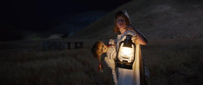 Касса России: «Проклятие Аннабель: Зарождение зла» собирает больше всего зрителей на сеанс