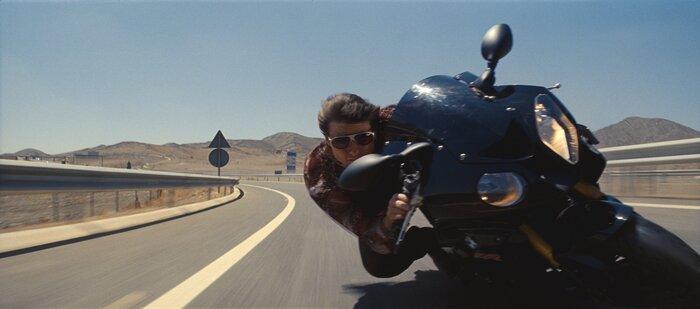 Том Круз пострадал на съёмках фильма «Миссия невыполнима 6». Видео