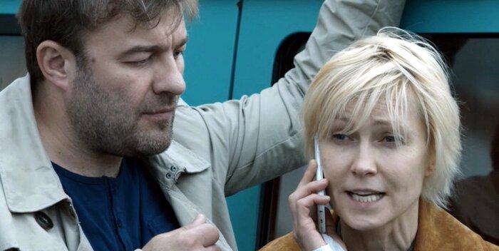 В России сняли ремейк культового сериала «Мост» с Пореченковым и Дапкунайте