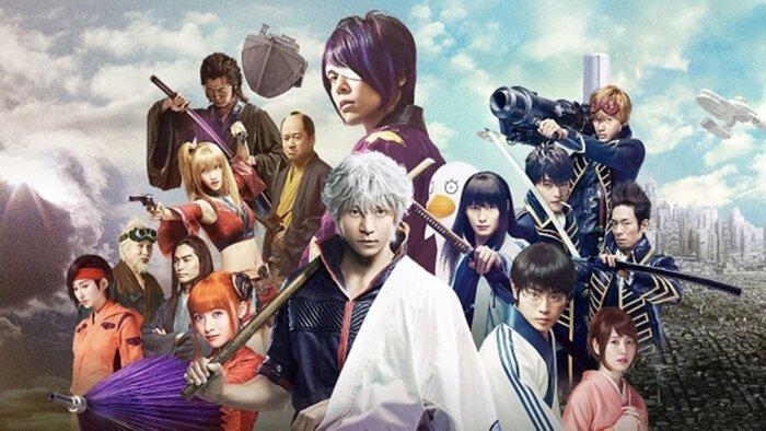 Касса Японии: экранизация манги «Гинтама» догоняет «Форсаж 8»