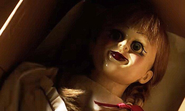 Фильм ужасов «Проклятие Аннабель» вызывает странное поведение у людей по всему миру