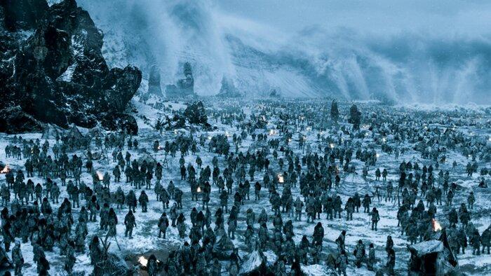 «Игра престолов»: как уничтожить армию мертвецов