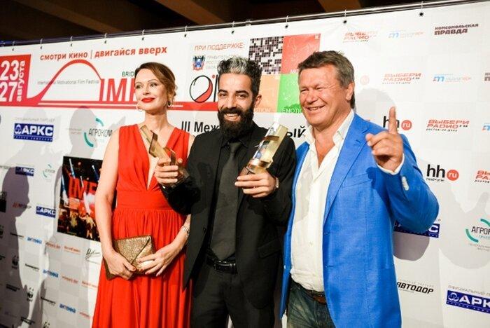 В День российского кино в Ростове-на-Дону завершился фестиваль BRIDGE of ARTS