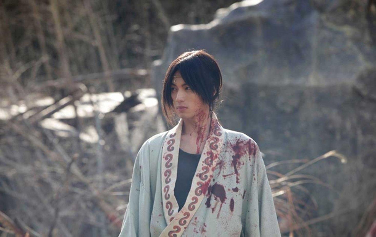 Japanese movie girl blade — photo 2