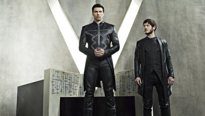 «Сверхлюди» Marvel: «Индустрия кино» обсудила сериал с режиссёром