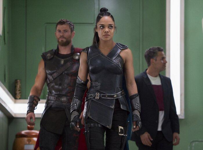 Космические «Мстители»: новый трейлер фильма «Тор: Рагнарёк»