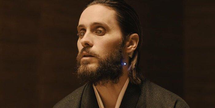 Джаред Лето «ослеп» для роли в «Бегущем по лезвию 2049»