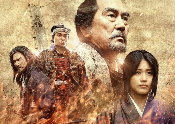 Касса Японии: основным лидером месяца стал исторический эпос «Битва при Сэкигахара»