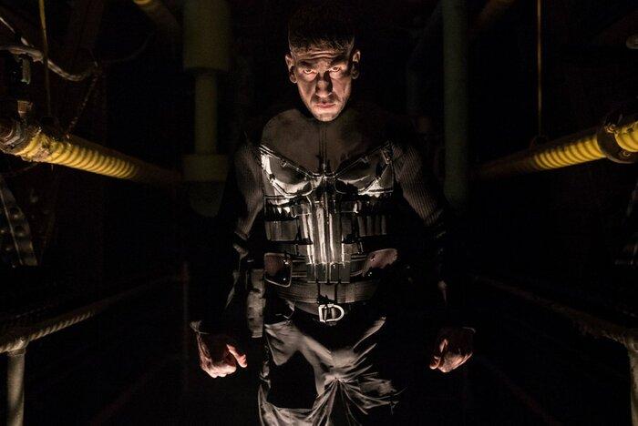 «Каратель» станет самым брутальным сериалом о супергероях. Видео