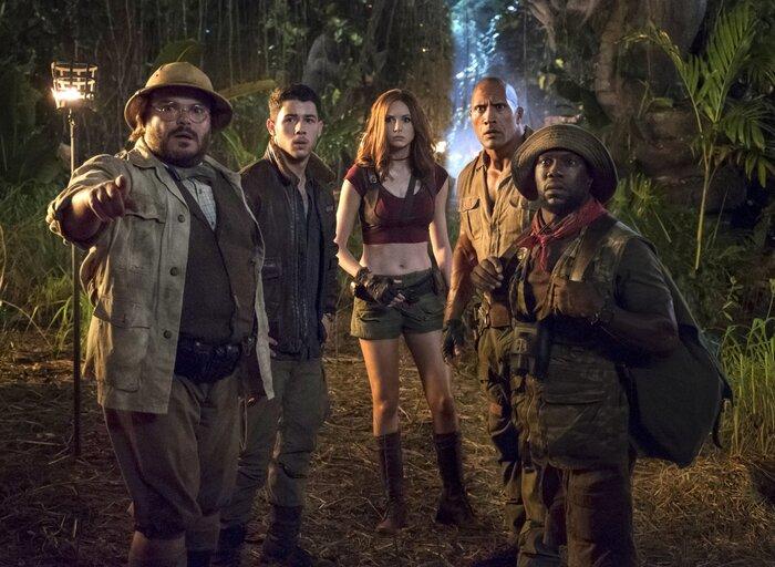 «Джуманджи: Зов джунглей»: смотрите новый трейлер