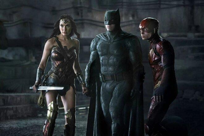 «Кино Экспо»-2017: фильмы вселенной DC расписаны до 2020 года