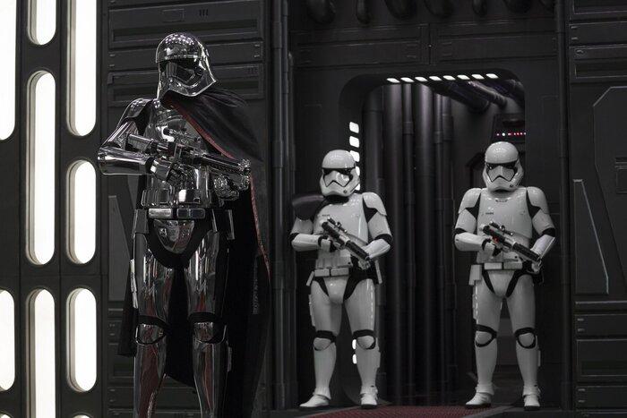 «Звёздные войны: Последние джедаи»: смотрите новый трейлер