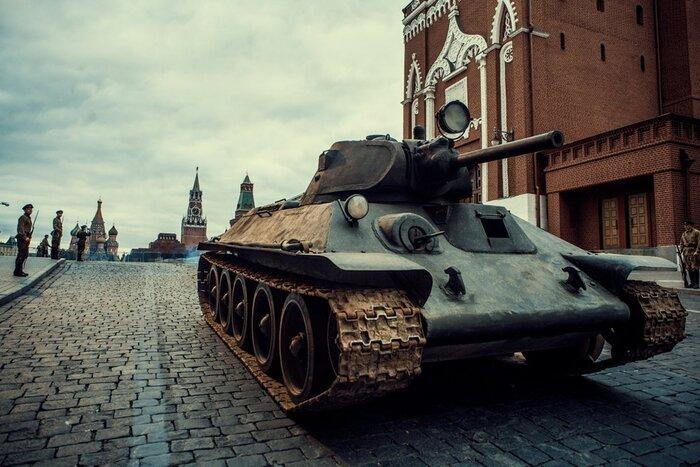Будет кино: «Индустрия кино» на съёмках «Увидеть Сталина»