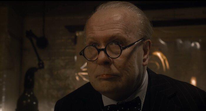Гари Олдман идёт на «Оскар»: трейлер «Тёмных времён» про Уинстона Черчилля
