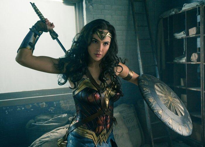 Киновселенная DC изменила планы после успеха «Чудо-женщины»