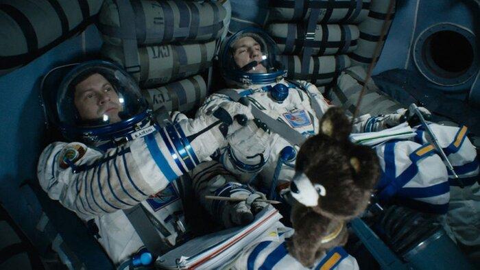 «Индустрия кино» побывала на торжественной премьере «Салюта-7»
