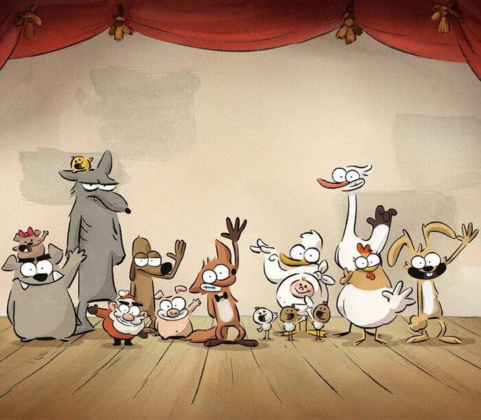 Что смотреть на Большом фестивале мультфильмов