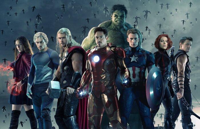 В Сеть попали первые фото со съёмок фильма «Мстители 4»