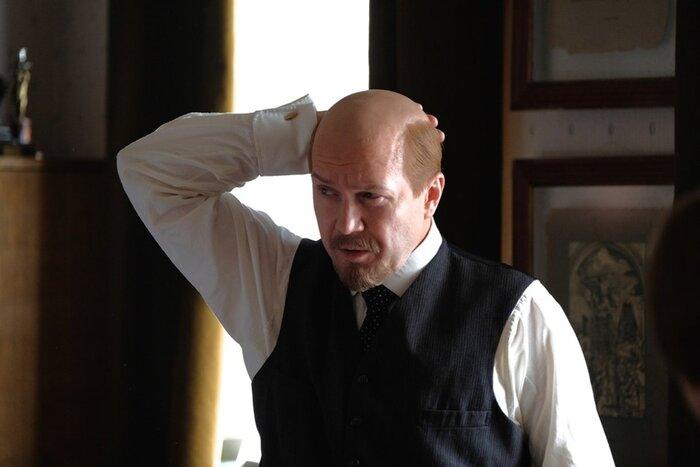 Евгений Миронов: «Ленин – очень мощный психолог, моментально вскрывал самое главное в своём оппоненте».