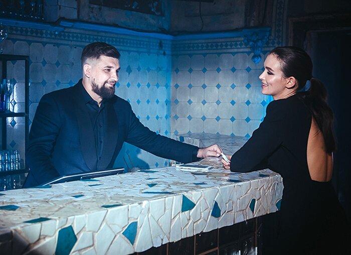 Паулина Андреева записала клип с Бастой