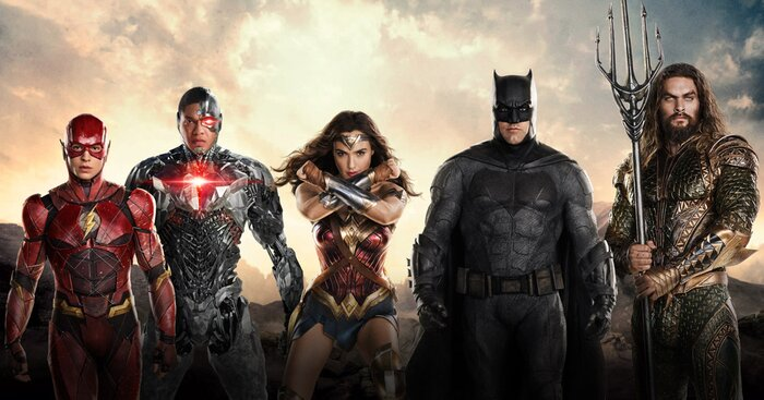 «Лига справедливости» уже в кино: отзывы критиков