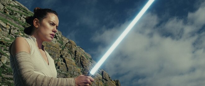 Начинка: «Звёздные войны: Последние джедаи»