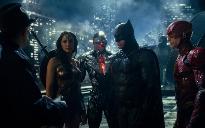 «Лига справедливости»: в чём скрытый смысл сцен после титров