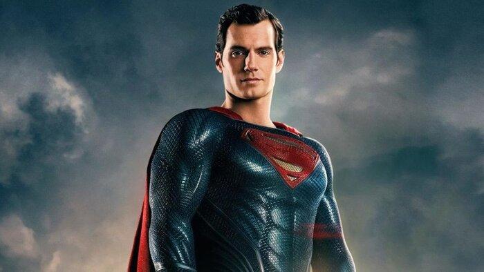 «Лига справедливости»: странное лицо Супермена породило волну шуток в Сети