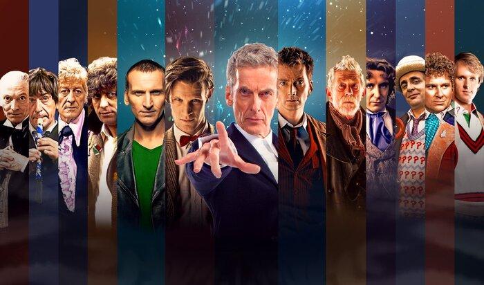 Эпизод сериала «Доктор Кто» досняли спустя 38 лет