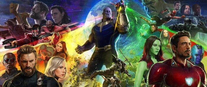 «Мстители 3: Война Бесконечности»: смотрите первый трейлер