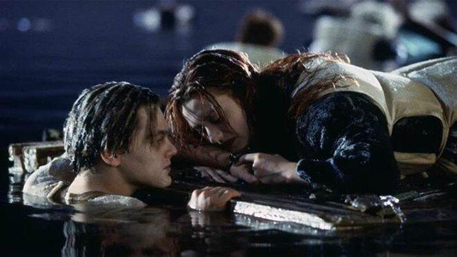 Кейт Уинслет снялась в альтернативной концовке «Титаника»