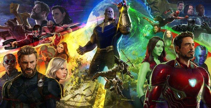 Самые ожидаемые супергеройские фильмы 2018 года