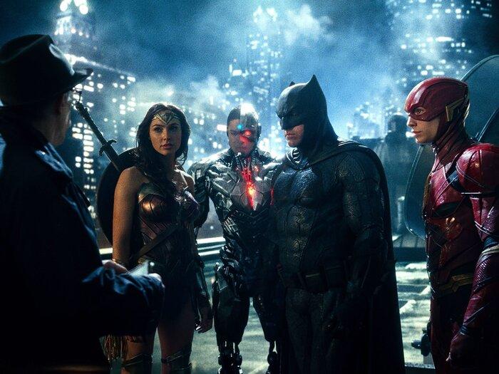 Киновселенная DC меняет планы после кассовой неудачи «Лиги справедливости»