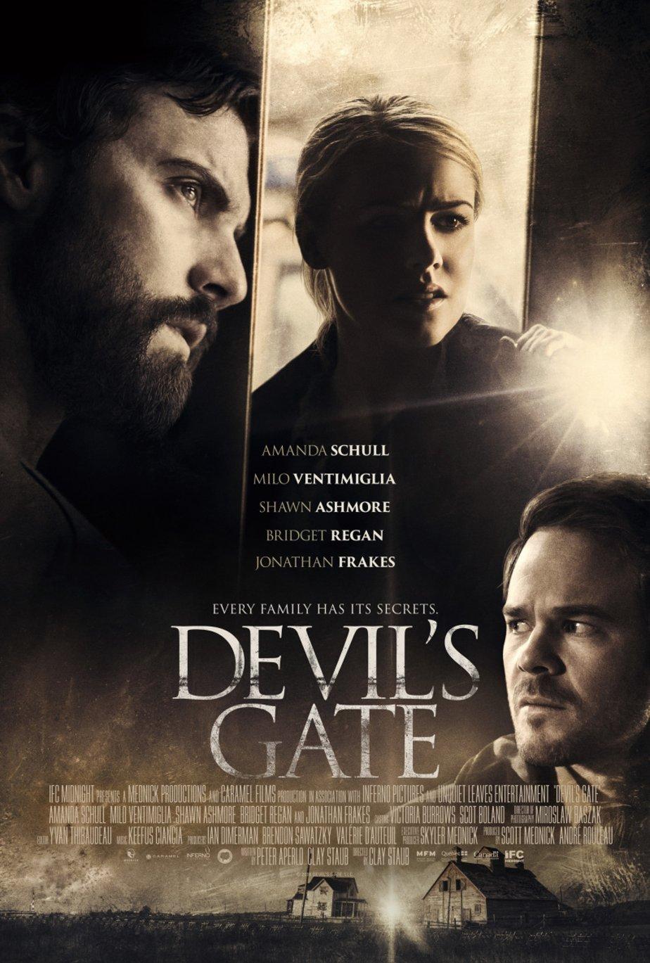 Дьявольские ворота фильм 2018