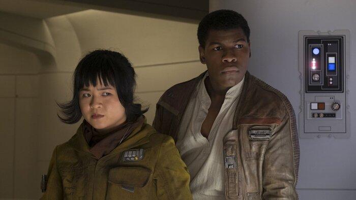 Касса США: «Последние джедаи» показали второй старт в истории «Звёздных войн» (15-17.12.17)